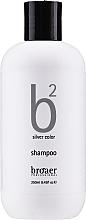 Kup Szampon do włosów blond i siwych - Broaer B2 Silver Color Shampoo