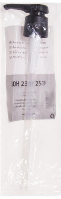 Dozownik czarny, 1000 ml - Schwarzkopf Professional — фото N1