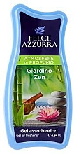 Kup Odświeżacz powietrza w żelu - Felce Azzurra Gel Air Freshener Giardino Zen