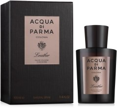 Kup Acqua di Parma Colonia Leather - Skoncentrowana woda kolońska