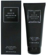 Kup David Beckham David Beckham Instinct - Żel pod prysznic