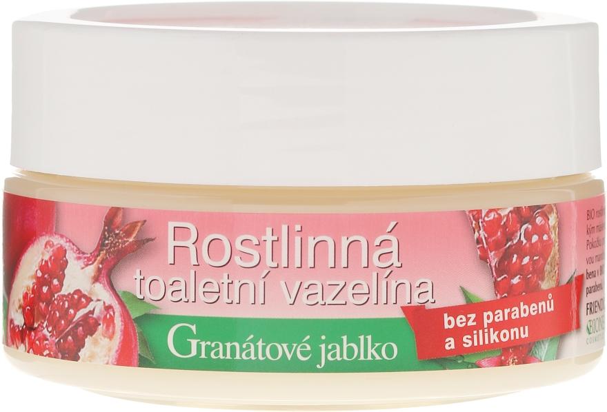 Wazelina kosmetyczna z granatem i antyoksydantami - Bione Cosmetics Pomegranate Plant Vaseline With Antioxidants — фото N2