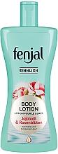 Kup Balsam do ciała z olejem jojoba i płatkami róży - Fenjal Body Lotion Sensual With Jojoba Oil And Rose Petals