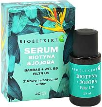 Kup Serum do włosów Biotyna i jojoba - Bioelixire Serum Biotin & Jojoba