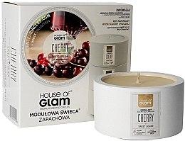 Kup Modułowa świeca zapachowa - House of Glam Cherry Sweet Liquer