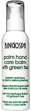 Kup Balsam palmowy z zieloną herbatą do dłoni - BingoSpa Palm Balm For Hands With Green Tea