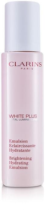 Rozświetlająca emulsja do twarzy - Clarins White Plus Brightening Emulsion — фото N1