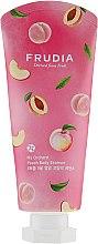 Kup Odżywcze mleczko do ciała o zapachu brzoskwini - Frudia My Orchard Peach Body Essence
