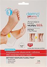 Kup Złuszczająca maska SOS na pięty Enzymatyczne złuszczenie i odnowa - Dermo Pharma Skin Repair Expert