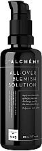 Kup Krem regulujący do cery tłustej i mieszanej - D'alchemy All Over Blemish Solution