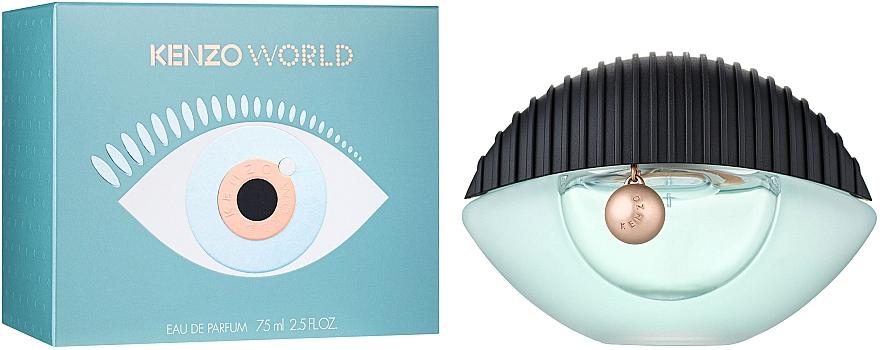 Kenzo World Kenzo - Woda perfumowana — фото N2