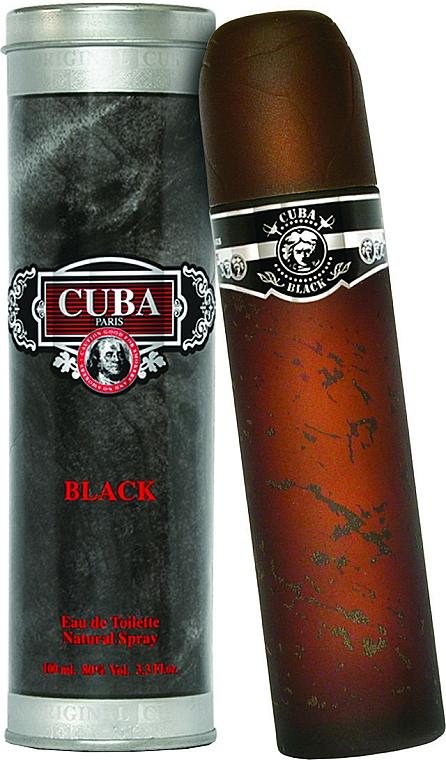 Cuba Black - Woda toaletowa (mini) — фото N1