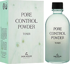 Kup Tonik do twarzy zwężający pory - The Skin House Pore Control Powder Toner