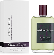 Kup Atelier Cologne Vètiver Fatal - Woda kolońska