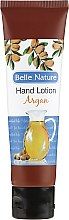 Kup Balsam-krem do rąk o zapachu arganu - Belle Nature Hand Lotion Argan