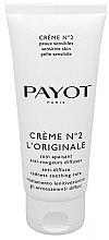 Kup Krem do twarzy na dzień kojący podrażnienia - Payot Crème N°2 L'Originale Anti-Diffuse Redness Soothing Care
