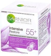Kup Krem na dzień do twarzy - Garnier Skin Naturals Intensive Restore 55+