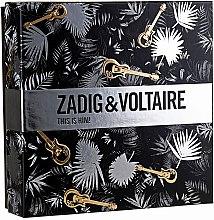 Kup Zadig & Voltaire This is Him - Zestaw (edt 50 ml + sh/gel 100 ml)