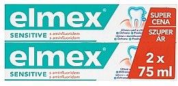 Kup Zestaw - Elmex Sensitive Toothpaste (toothpaste/2x75ml)