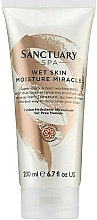 Kup Nawilżający krem do ciała - Sanctuary Spa Wet Skin Moisture Miracle