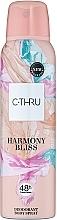 Kup C-Thru Harmony Bliss - Dezodorant w sprayu