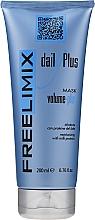 Kup Nawilżająca maska do włosów z proteinami mleka - Freelimix Daily Plus Volume-Plus