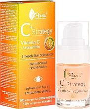 Kup Krem na okolice oczu z witaminą C - Ava Laboratorium C+ Strategy Smooth Skin Stimulator Eye Contour Cream