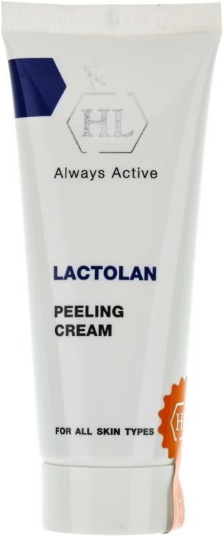 Krem-peeling - Holy Land Cosmetics Lactolan Peeling Cream — фото N1