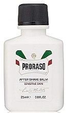 Kup Krem po goleniu przeciw podrażnieniom - Proraso Liquid After Shave Balm for Sensitive Skin (mini)