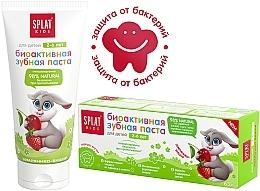 Kup Pasta do zębów dla dzieci, truskawka i wiśnia, 2-6 lat - SPLAT Kids