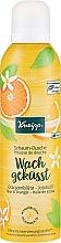 Kup Pianka pod prysznic Kwiat pomarańczy i olej jojoba - Kneipp