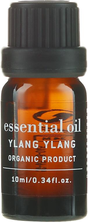 Olejek ylang-ylang - Apivita Aromatherapy Organic Ylang-Ylang Oil  — фото N2