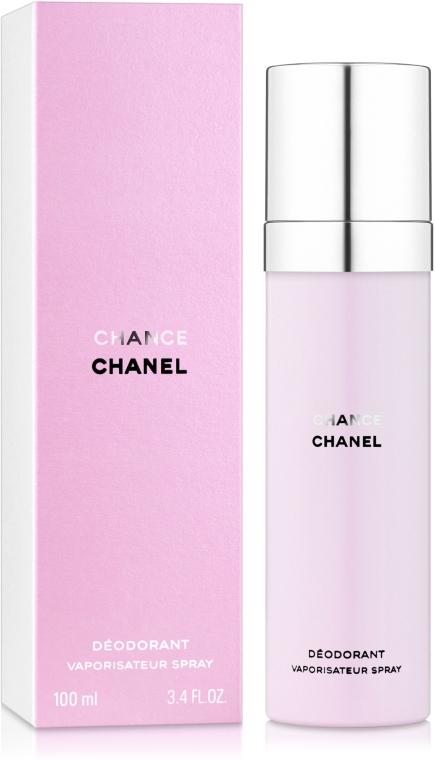 Perfumowany dezodorant w sprayu - Chanel Chance