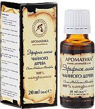 Kup 100% naturalny olejek eteryczny Drzewo herbaciane - Aromatika