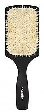 Kup Szczotka do włosów z naturalnego włosia, prostokątna - Kashoki