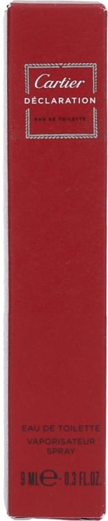 Cartier Declaration - Woda toaletowa (mini) — фото N3