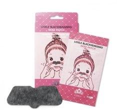 Kup Płatki oczyszczające pory na nosie - Lioele Blackhead Zero Nose Patch Set