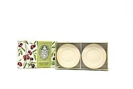Kup Mydło w kostce do rąk Oliwka - La Florentina Olive Flowers