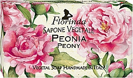 Kup Naturalne mydło w kostce Peonia - Florinda Peony Natural Soap