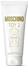 Kup Moschino Toy 2 - Perfumowany żel pod prysznic