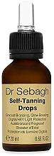 Kup Krople samoopalające - Dr Sebagh Self-Tanning Drops