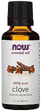 Kup Olejek goździkowy - Now Foods Essential Oils 100% Pure Clove