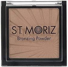 Kup Puder brązujący do twarzy - St.Moriz Bronzing Powder