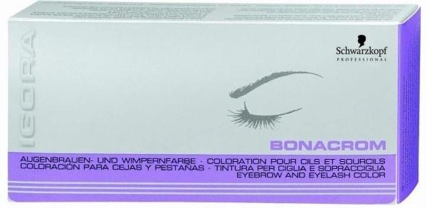 Farba do brwi i rzęs - Schwarzkopf Professional Igora Bonacrom — фото N2