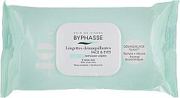 Kup Chusteczki do demakijażu, 40 szt. - Byphasse Make-up Remover Aloe Vera Sensitive Skin Wipes