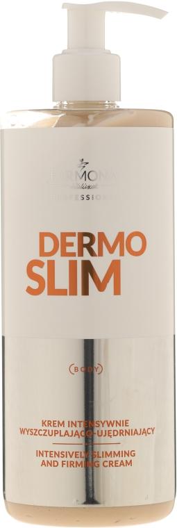 Intensywny krem wyszczuplający - Farmona Professional Dermo Slim Intensively Cream