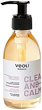 Kup Antybakteryjne mydło w płynie do rąk - Veoli Botanica Vegan Caring Vegan Hand Soap With Antibacterial Properties