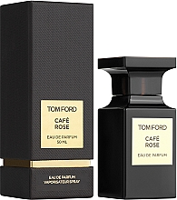 Kup Tom Ford Cafe Rose - Woda perfumowana