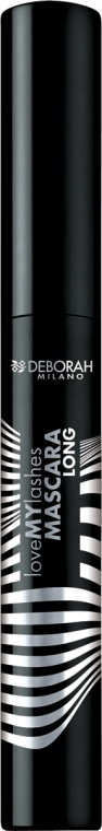 Wydłużający tusz do rzęs - Deborah Milano Love My Lashes Mascara Long