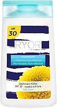 Kup Przeciwsłoneczne mleczko do ciała SPF 30 - Ryor Sun Lotion SPF 30 Medium Protection